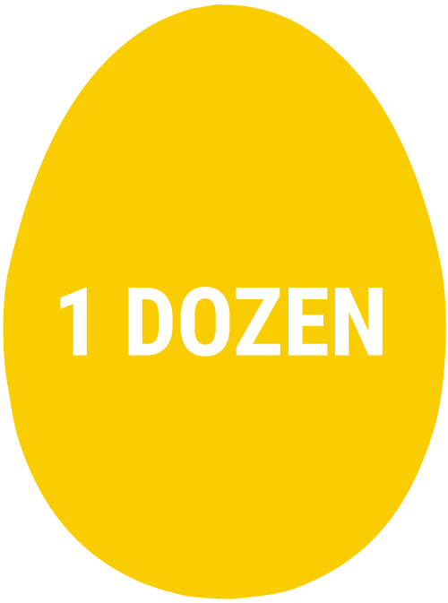 1 Dozen